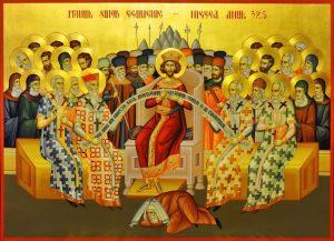 La Domenica di Santi Padri del Concilio di Nicea