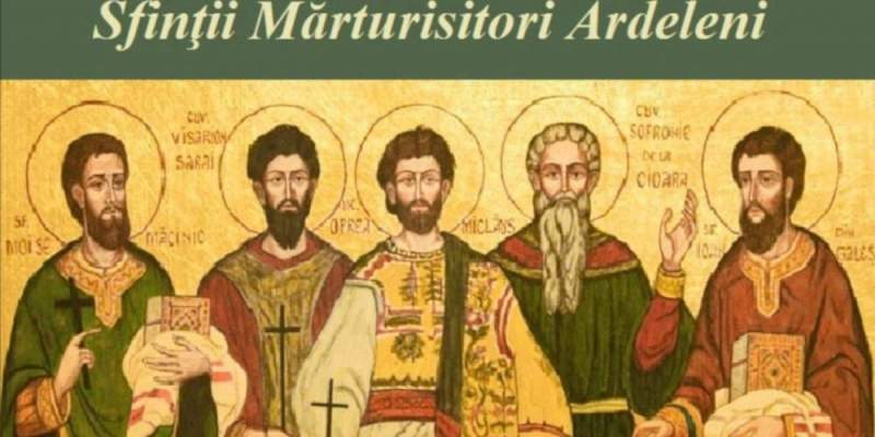 Sfinţii Mărturisitori Ardeleni (21 Octombrie) - Merinde pentru suflet