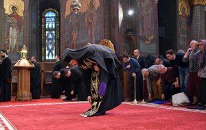 Una bella preghiera da recitare in Quaresima