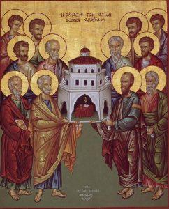 La predicazione degli Apostoli (Tertulliano)