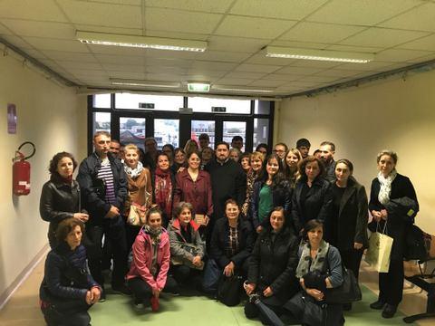 Implementarea misiunii de voluntariat în spitalele din Roma