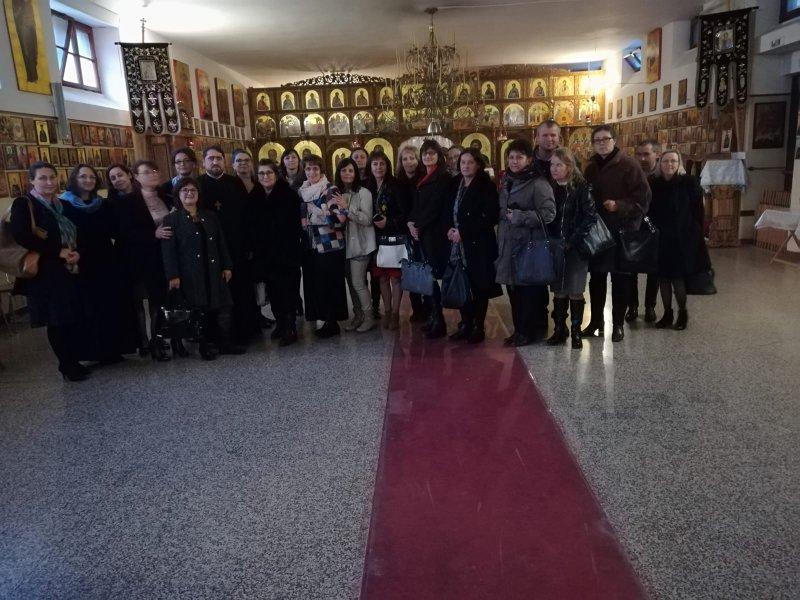 Misiunea de voluntariat pentru bolnavi de la Roma crește