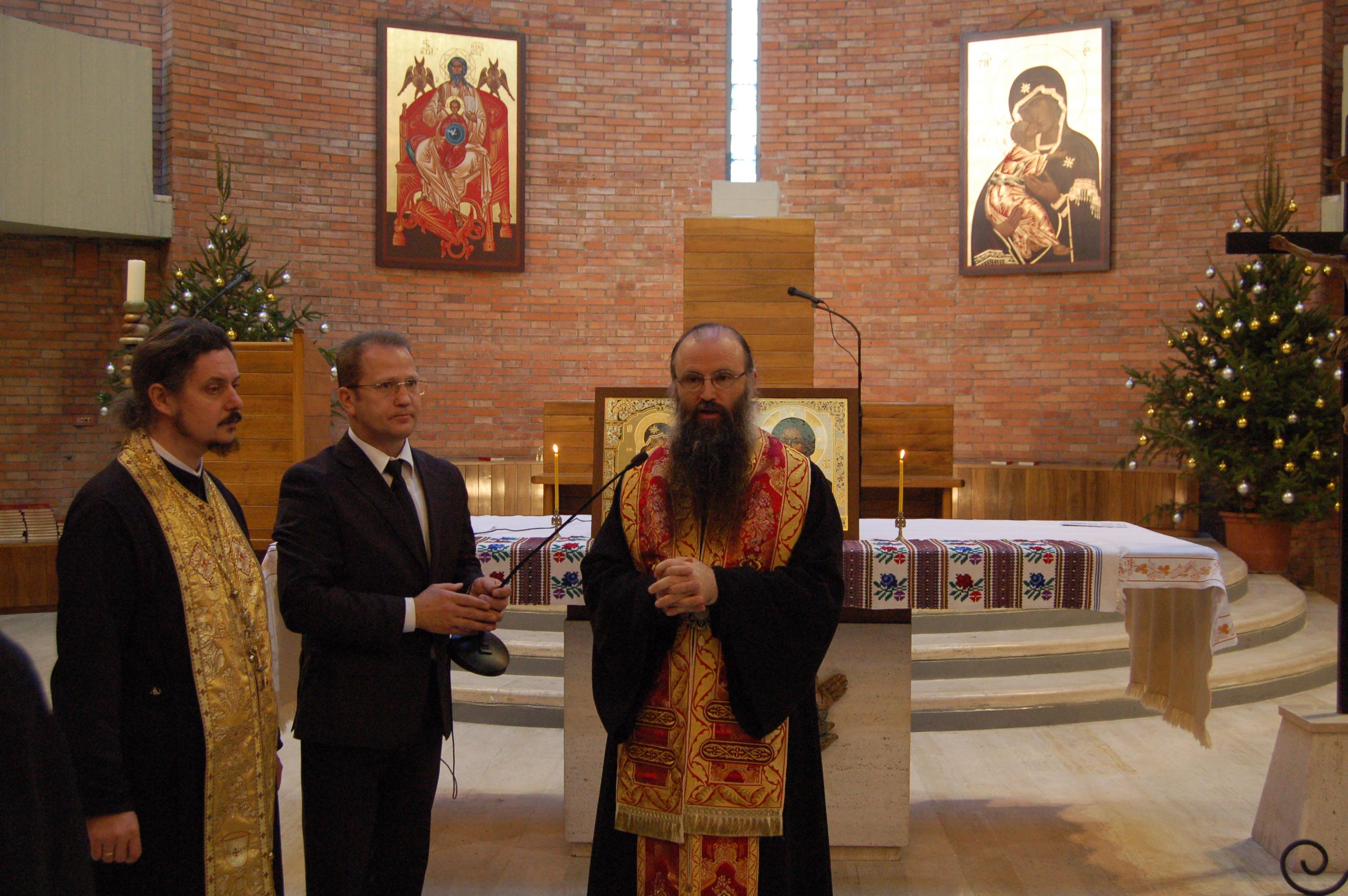 Misiunea Bisericii Ortodoxe Române în penitenciarele din Italia 2005 – 2019