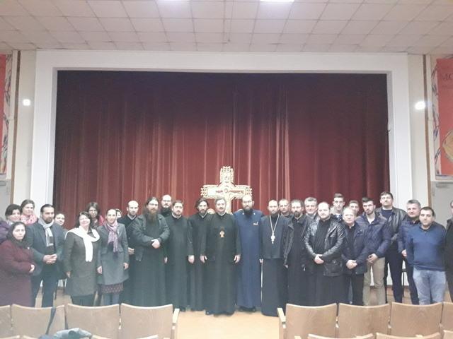 Curs de specializare pentru capelanii din închisorile din Italia – 2017