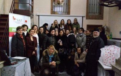 """Proiectul """"SALUTE SENZA FRONTIERE"""" – Primul Seminar la Parohia Ortodoxă """"Sfinții Români"""" din Pavia"""