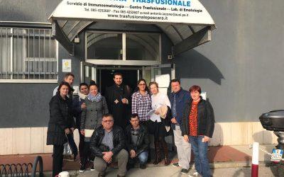 Campania de donare de sânge la parohia Pescara