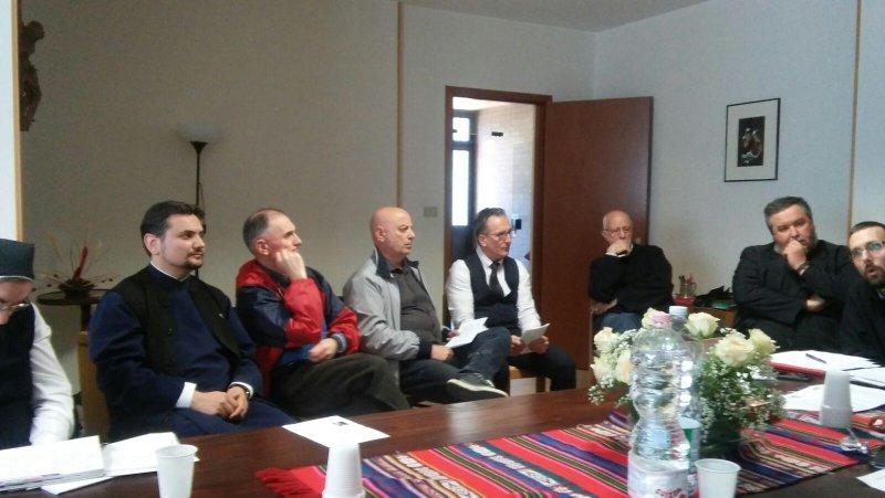 Întâlnirea capelanilor din penitenciarele din Piemonte la Torino