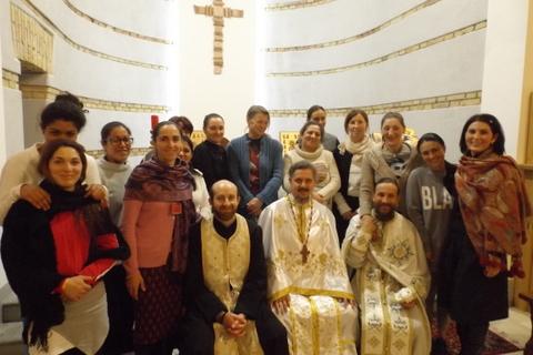 Nașterea Domnului în inimile celor întemnițate la Roma 2017