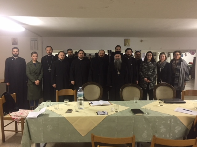 Întâlnire a responsabililor Asociației San Lorenzo dei Romeni din Italia