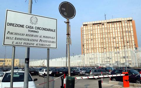 Sfânta Liturghie în a treia zi de Paşti pentru deţinuţii ortodocşi din penitenciarul de la Torino