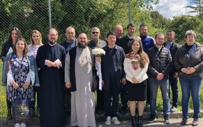 Învierea Domnului în Închisoarea de la Viterbo
