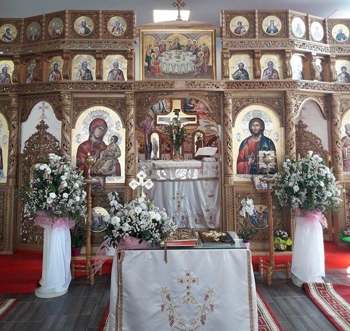 Biserica românească din Brescia a fost afectată de un incendiu de proporţii