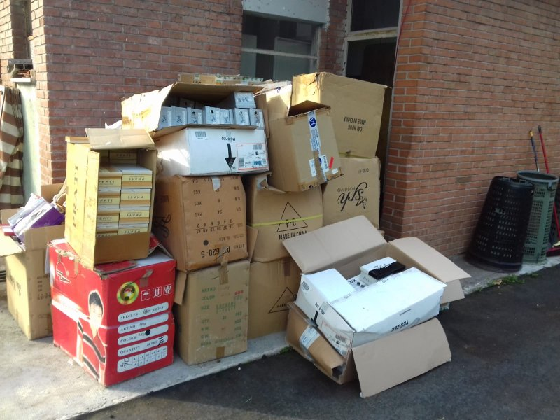 Ajutoare pentru cei în nevoi – parohia Verona II