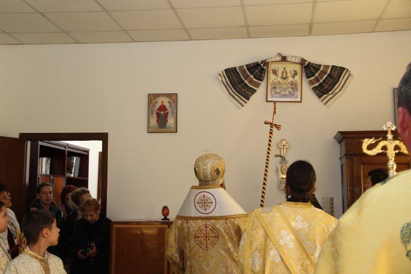 Un nou Centru Social a fost inaugurat în Episcopia Italiei | PS Atanasie de Bogdania a sfințit așezământul filantropic din Cuneo