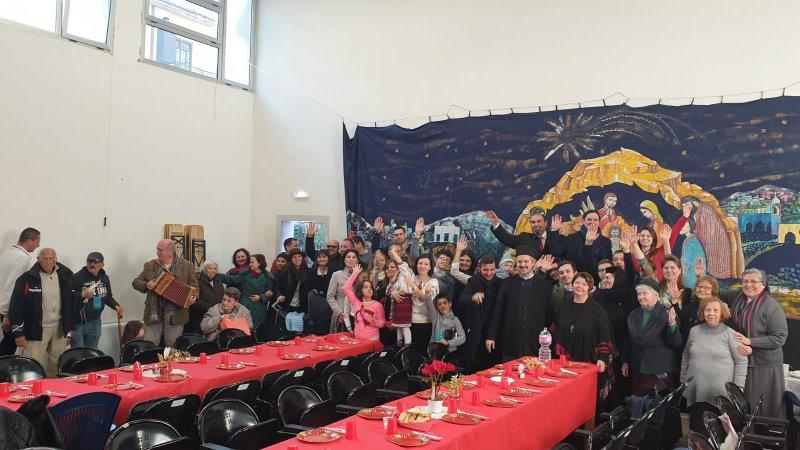 Crăciunul celor săraci la Tor Lupara (RM)