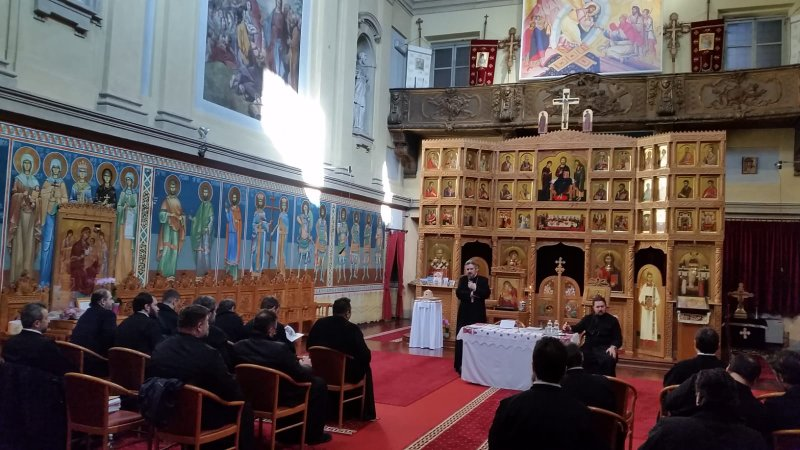 Curs de instruire pentru pastorația celor din închisori, dedicat clericilor din Piemonte