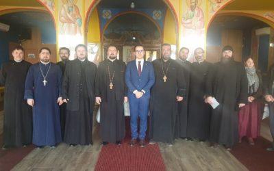 Consfătuirea preoților capelani din închisori în Episcopia Ortodoxă a Italiei 13 și 14 februarie