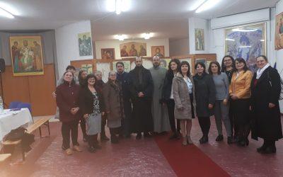 Proiecte noi, speranțe noi, spre folosul bolnavilor români din Roma