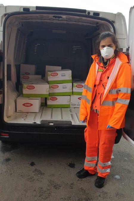 Voluntarii de la Parohia Carrara