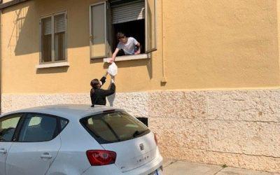 Ajutorarea celor nevoiași la Verona