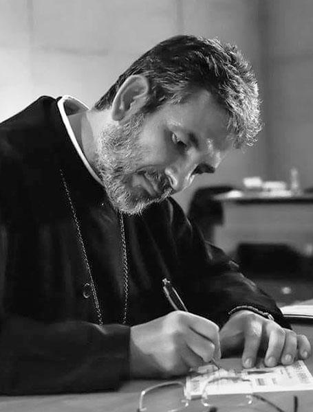Preotul Lucian Roșu, între primii 10 mari filantropi români